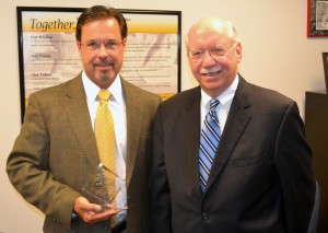 Didlake Awarded 2011 National Council of Work Centers (NCWC) Management Excellence Award