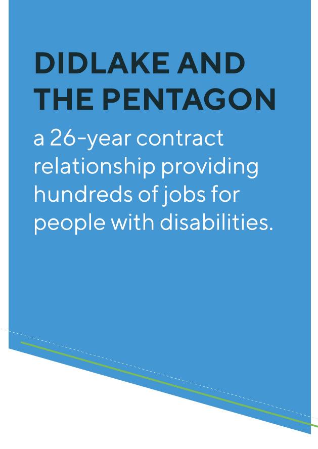 Didlake and the Pentagon